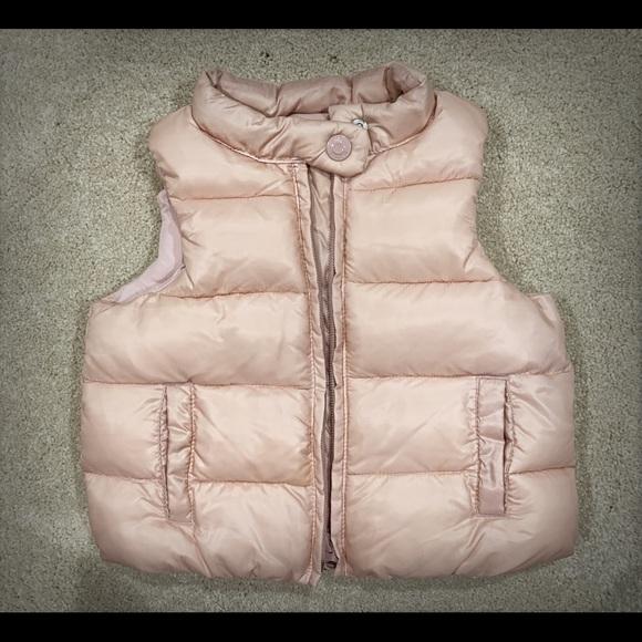 a1dcff08d GAP Jackets & Coats   Baby Girl Puffer Vest   Poshmark